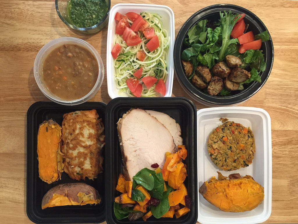 Two Day Meal Plan