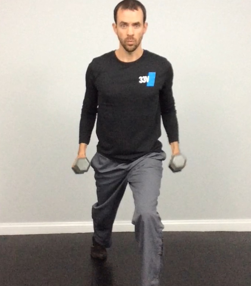 3 Strength Moves from 3 Different Positions
